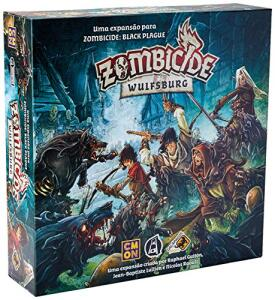 Wulfsburg - Expansão - Zombicide Black Plague - Galápagos Jogos | R$262