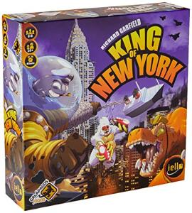 King Of New York Galápagos Jogos | R$190