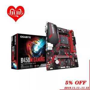 Placa mãe - Gigabyte b450m gaming - R$414