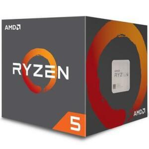 Processador AMD Ryzen 5 2600, Cooler Wraith Stealth, Cache 19MB, 3.4GHz