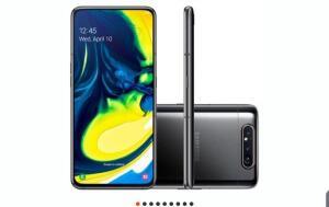 Samsung Galaxy A80 128GB | R$ 1.700 [APP]