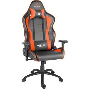 Cadeira Gamer Alpha Gamer Pollux Black Orange - R$512