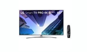 Smart TV 65 LG 4K 65UM761 | R$ 3.059 [APP]
