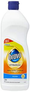 Limpador Brilho Classic 750 ml, Bravo, Incolor