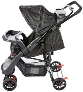 Carrinho de Bebê Shift Infanti - multicor (Onyx) R$ 300