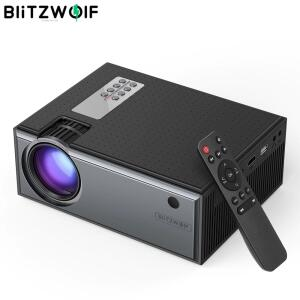 Blitzwolf BW-VP1 Projetor LCD 1800 Lumens - R$403