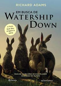 Em Busca de Watership Down (Capa Dura)