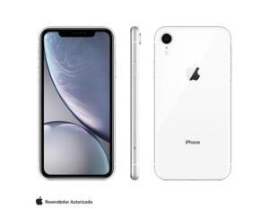 iPhone XR 128 GB por R$ 3389,00 á vista no boleto