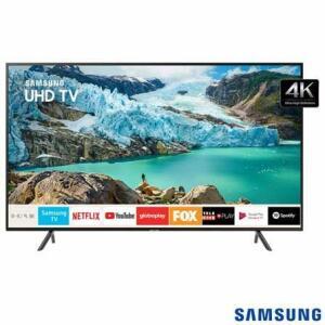 "[cc americanas + AME 2839,00] TV Samsung 65"" ru7100"