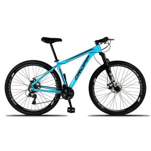 Bicicleta Aro 29 DROPP Alumínio 21 Marchas Freio a Disco R$ 840