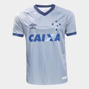 Camisa Cruzeiro III 18/19 s/n - Torcedor Umbro Masculina   R$72