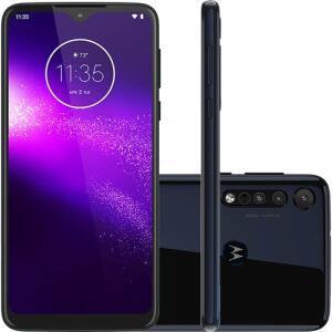 [R$: 960 AME - APP - C.C. Americanas] Motorola One Macro 64GB