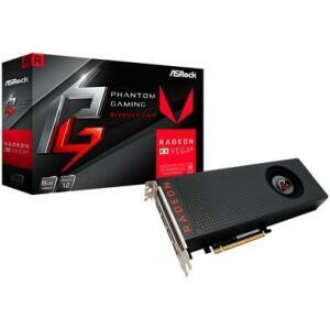 Placa de Vídeo ASRock Phantom Gaming X AMD Radeon RX VEGA 56, 8GB, HBM2 R$1329