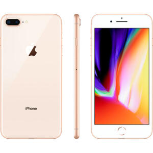 "[AME + 1x cc R$2.400] Iphone 8 Plus 64GB Ouro Tela 5.5"" iOS 12 4G Câmera 12MP - Apple R$3.079"