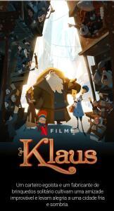 Só este fim de semana: assista grátis a Klaus