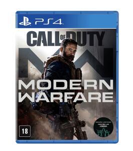 [CC Americanas + AME R$ 144,00] Game - Call Of Duty: Modern Warfare - PS4
