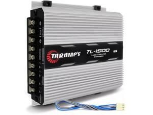 Módulo Amplificador TARAMPS TL 1500 390W RMS 4 OHMS - 3 Canais | R$113
