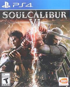 Soulcalibur VI para PS4