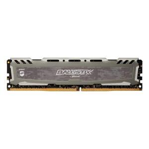 MEMORIA CRUCIAL BALLISTIX SPORT LT 4GB (1X4) DDR4 2666MHZ - R$120