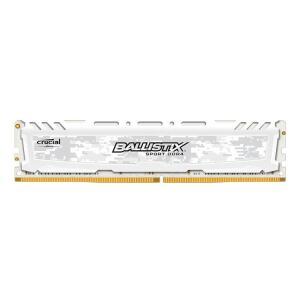 MEMORIA CRUCIAL BALLISTIX SPORT 8GB (1X8) DDR4 2666MHZ - R$190