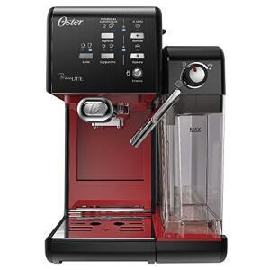 [PRIME] Cafeteira Espresso Prima Latte II, Vermelho, 110v, Oster