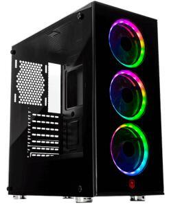 COMPUTADOR PICHAU GAMER, RYZEN 7 2700, GEFORCE GTX 1660 6GB OC, 8GB DDR4, HD 1TB, 600W, POUTER 2 RGB | R$3.099