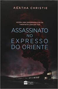 [PRIME] Livro Assassinato no expresso do oriente - Capa Dura