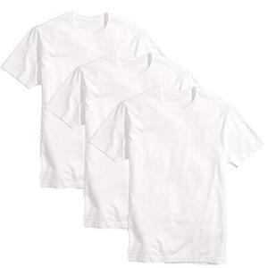 [Oferta Prime] Kit com 3 Camisetas Básicas Masculina Algodão | R$40