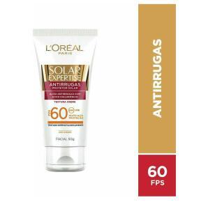 [Prime] Protetor Solar Facial FPS 60 50g, L'Oréal Paris