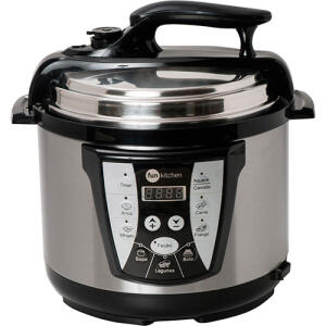 [APP] Panela de Pressão Elétrica 5L Fun Kitchen - R$180