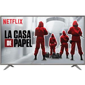 "[R$1.300 AME] Smart TV LED 49"" Semp 4K HDR 49SK6200 | R$1.530"