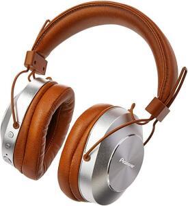 Fone de Ouvido Bluetooth, Pioneer, SE-MS7BTT, Marrom R$ 350