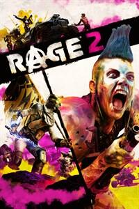 RAGE 2 no Microsoft Game Pass