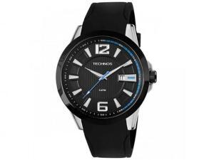 Relógio Masculino Technos 2115KNW Analógico - Resistente à Água com Data R$ 190