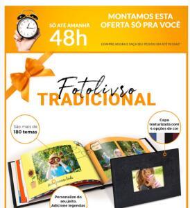 Foto livro 15x15cm R$ 10