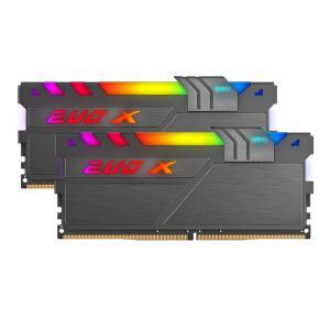 Memória DDR4 Geil EVO X II RGB SYNC 16GB (2x8GB) 3600mhz