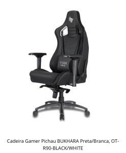 Cadeira Gamer Pichau Bukhara - R$ 1023