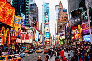 Miami e Nova York, saindo de Goiânia, por R$2.278