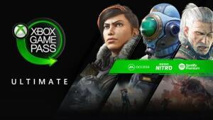 5 meses de Xbox Gamepass ultimate (5 meses para novos ou mais 2 meses para os antigos)