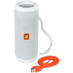 Caixa de som bluetooth JBL flip 4 à Prova d'água - Portátil 16W USB