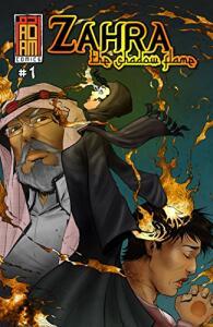 [eBook GRÁTIS] HQ Zahra: The Shadow Flame (English Edition)