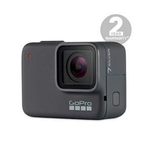 [Prime] Câmera Hero 7 Silver à Prova D'água GoPro, Prata R$ 1199
