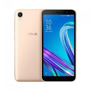 """[ AME por R$304] Smartphone Asus Zenfone Live (l1) Quadcore 32gb 2gb Ram Tela 5,5"""" Câmera 13 MP+5 MP 4g Dourado"""