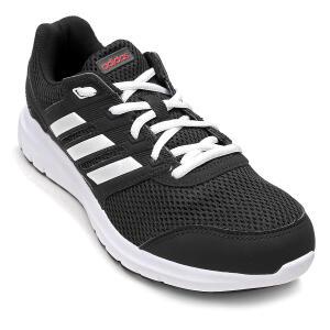 Tênis Adidas Duramo Lite 2 Feminino - Preto+Branco 37