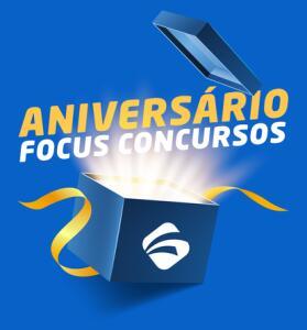 Assinatura Ilimitada Focus Concursos 12x R$35