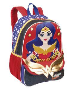Mochila Grande Super Hero Girls 19Y Wonderwoman