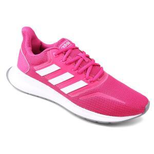 Tênis Adidas Falcon Feminino - Rosa - Tam. 35 | R$120