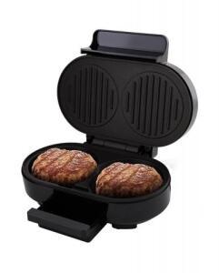 Grill Britânia Gourmet Burger 1000W - R$66