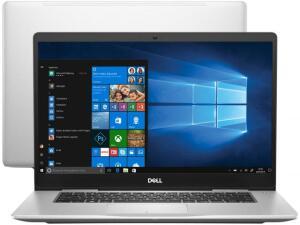 "[Clube da Lu] Notebook Dell Inspiron i15-7580-A30S Core i7 8GB SSD 256GB 15,6"" FHD (GeForce MX150 2GB)   R$3.968"