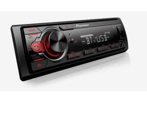 Radio Pionner Bluetooth pelo APP
